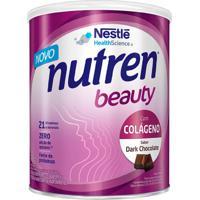 Nutren Beauty Dark Chocolate Suplemento Alimentar 400G