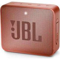 Caixa Bluetooth Jbl Go2 Canela Com Potência De 3 W - Jbl