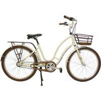 Bicicleta Retrô Vintage Antonella Aro 26 - Feminino