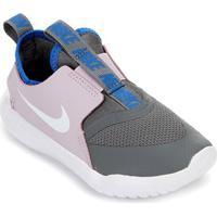 Tênis Infantil Nike Flex Runner Td - Unissex-Lilás+Branco