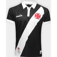 Camisa Vasco I 19/20 S/Nº Jogador Diadora Masculina - Masculino