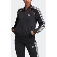 Blusão Adidas Jaqueta Primeblue Sst Originals Preto