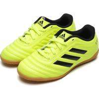 Chuteira Adidas Performance Copa 19 4 In Jr Amarelo