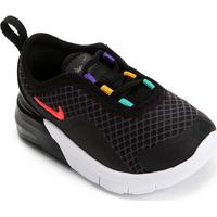 Tênis Infantil Nike Air Max Motion 2 Bte - Masculino-Preto