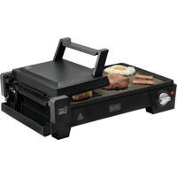 Grill Black + Decker 3 Em 1 Elétrico 1500W 127V G2200-Br