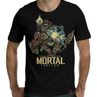 Camiseta Tartarugas Mortais