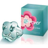 Florever By Agatha Ruiz De La Prada Feminino Eau De Toilette 80Ml