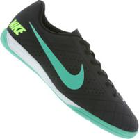 Chuteira Futsal Nike Beco 2 - Adulto - Preto