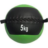 Wall Ball 5Kg Medicine Ball Crossfit Treino Funcional Wct Fitness - Unissex
