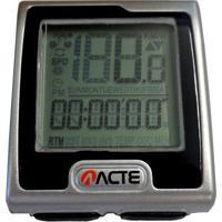Ciclocomputador Acte Sports - 15 Funções - Unissex