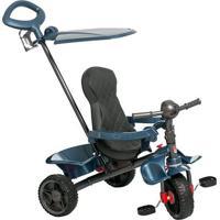 Triciclo De Passeio - Smart - Azul - Bandeirante Band267