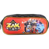 Estojo Infantil Escolar Xeryus Zak Storm Adventures - Masculino
