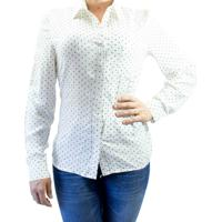 Camisa Facinelli 660073 Ml - Feminino-Off White