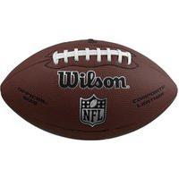 Bola Wilson De Futebol Americano Limited Laranja