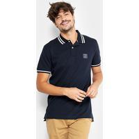 ... Camisa Polo Tommy Hilfiger Patch Friso Masculina - Masculino 66f769784e08f