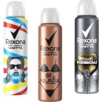 Kit Desodorantes Edição Anitta - Unissex