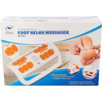 Massageador Para Pés Foot Relax Massager Rm-Fm03 Azul