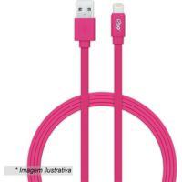 Cabo Lightning Para Iphone- Pink- 120Cm- Usbi2Go
