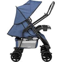 Carrinho De Bebê Tutti Baby 03900.160 Tj Jeans Se