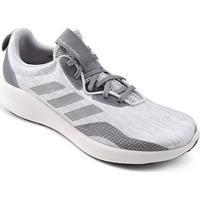 Tênis Adidas Purebounce Street Masculino - Masculino-Cinza