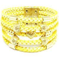 Pulseira Bracelete Alice Monteiro Gold.
