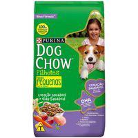 Ração Para Cães Dog Chow Filhotes Raças Pequenas 3Kg