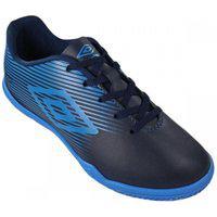 Chuteira Umbro F5 Light Jr Futsal Umbro Azul