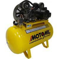 Compressores De Ar 2Hp Mono 110/220V Cmv-10Pl/150 Motomil