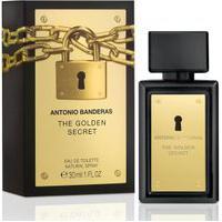 Perfume Antonio Banderas The Golden Secret Masculino Eau De Toilette   Antonio Banderas   30Ml