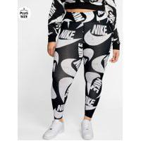 Plus Size - Legging Nike Sportswear Feminina