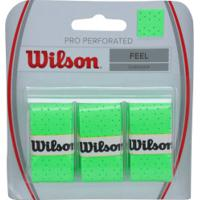 Overgrip Wilson Pro Perforated - Verde