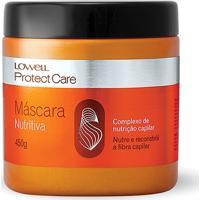 Lowell ProtectCare Máscara Nutritiva 450G - Unissex