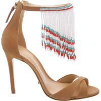 Sandália Beads Fringe Desert | Schutz