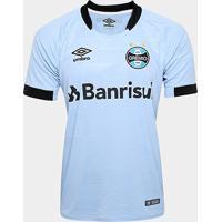 Camisa Grêmio Ii 17/18 S/Nº - Jogador Umbro Masculina - Masculino