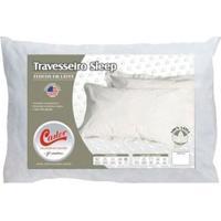 Travesseiro Castor Sleep Flocos De Látex Flocos Latéx