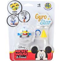 Pião De Batalha - Giro Star - Disney - Donald - Dtc