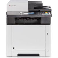 Multifuncional Laser Color Kyocera Ecosys M5526Cdw A4 26Ppm C/ Tela Touch Colorida E Wi-Fi