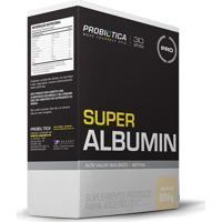 Super Albumin - 500G - Probiótica - Baunilha