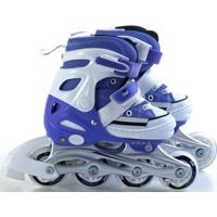 Patins Bel Sports All Style Street Rollers - Unissex-Lilás