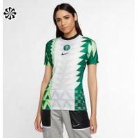 Camisa Nike Nigéria I 2020/21 Torcedora Pro Feminina