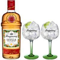 Gin Tanqueray Flor De Sevilla 700Ml + 2 Tacas