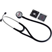 Estetoscópio Cardiológico Duplo Profissional Premium