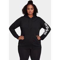 Jaqueta Adidas Essentials Plus Size Feminina - Feminino