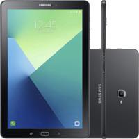"Tablet Samsung Galaxy Tab A 2016 10.1"" 4G Sm-T585 Preto"