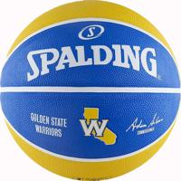 Bola De Basquete Spalding Nba Golden State Warriors