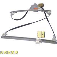Máquina De Vidro - Santana 1999 Até 2006 - Elétri Para Motor Bosch 10 Dent - Lado Do Motorista - Cada (Unidade)
