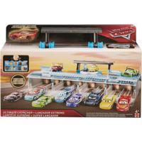 Lançador E Veículos - Disney - Carros 3 - Lançador Extremo - Mattel
