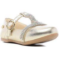 Sapato Klin Princesa Baby Champagne 152.013000 Dourado
