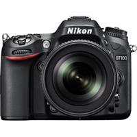 Câmera Nikon D7100 Af-S Dx Com Lente 18-140Mm Preto