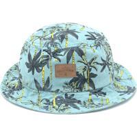 Chapéu Colcci Estampa Verde